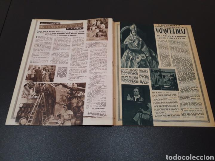 Cine: AURORA BAUTISTA, MARIO CABRE, CLAIRE BOOM, GEORGE RAFT. N° 665. 12/07/1953. - Foto 10 - 183663312
