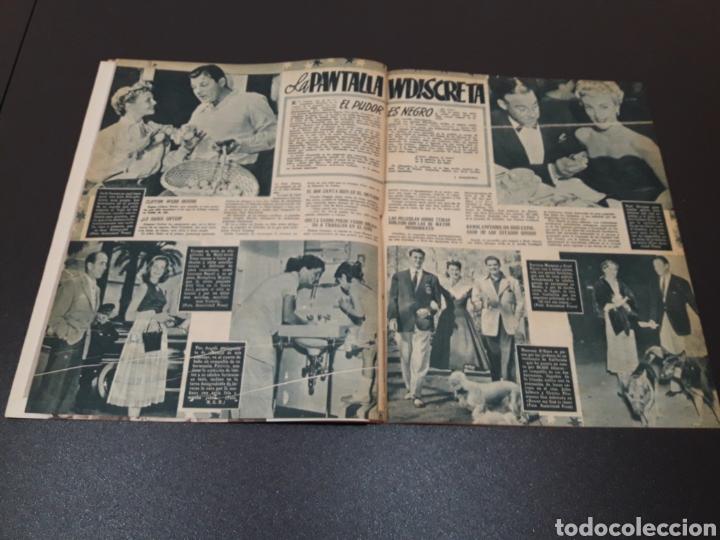 Cine: AURORA BAUTISTA, MARIO CABRE, CLAIRE BOOM, GEORGE RAFT. N° 665. 12/07/1953. - Foto 11 - 183663312