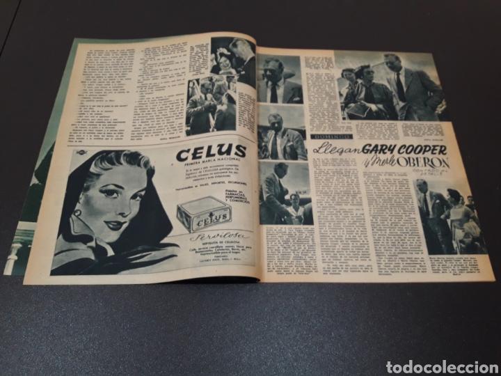 Cine: LUISA ORTEGA, GARY COOPER, MERLE OBERON, ANA MARISCAL, RAFAEL DURAN. 1953 - Foto 3 - 183664237