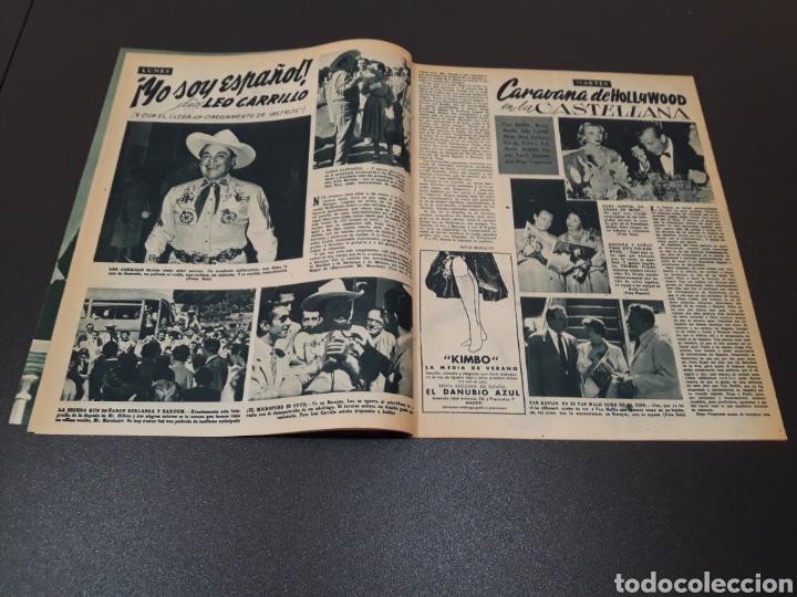 Cine: LUISA ORTEGA, GARY COOPER, MERLE OBERON, ANA MARISCAL, RAFAEL DURAN. 1953 - Foto 4 - 183664237