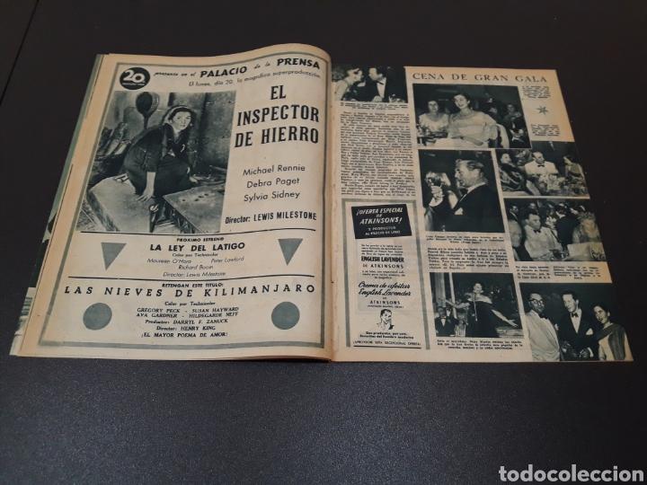 Cine: LUISA ORTEGA, GARY COOPER, MERLE OBERON, ANA MARISCAL, RAFAEL DURAN. 1953 - Foto 7 - 183664237