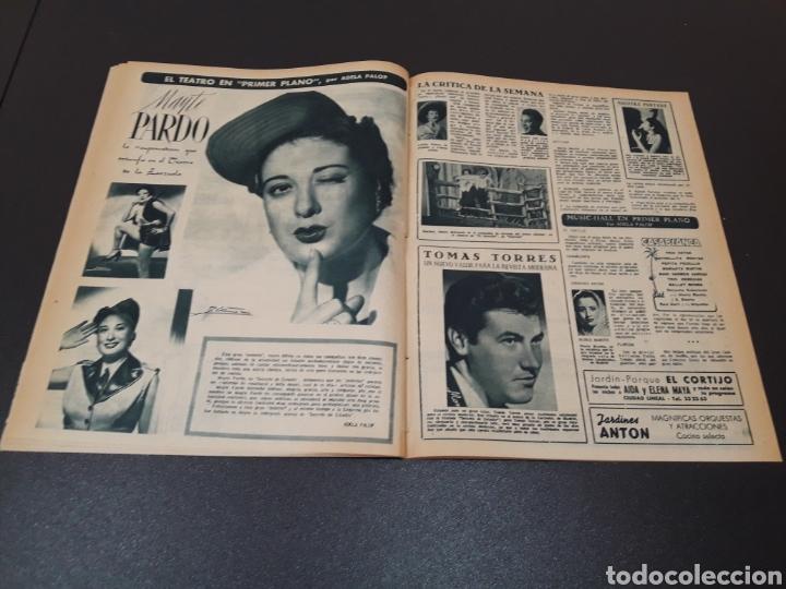 Cine: LUISA ORTEGA, GARY COOPER, MERLE OBERON, ANA MARISCAL, RAFAEL DURAN. 1953 - Foto 15 - 183664237