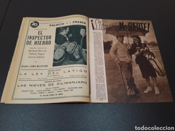 Cine: FINITA RUFETT, LILIANA BONFATTI, YVONNE DE CARLO, BING CROSBY, OTTO SIRGO. 1953. - Foto 8 - 183665108