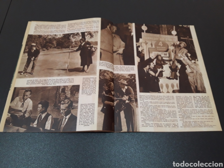 Cine: FINITA RUFETT, LILIANA BONFATTI, YVONNE DE CARLO, BING CROSBY, OTTO SIRGO. 1953. - Foto 9 - 183665108