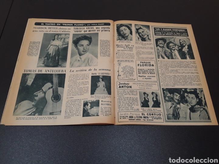 Cine: FINITA RUFETT, LILIANA BONFATTI, YVONNE DE CARLO, BING CROSBY, OTTO SIRGO. 1953. - Foto 15 - 183665108