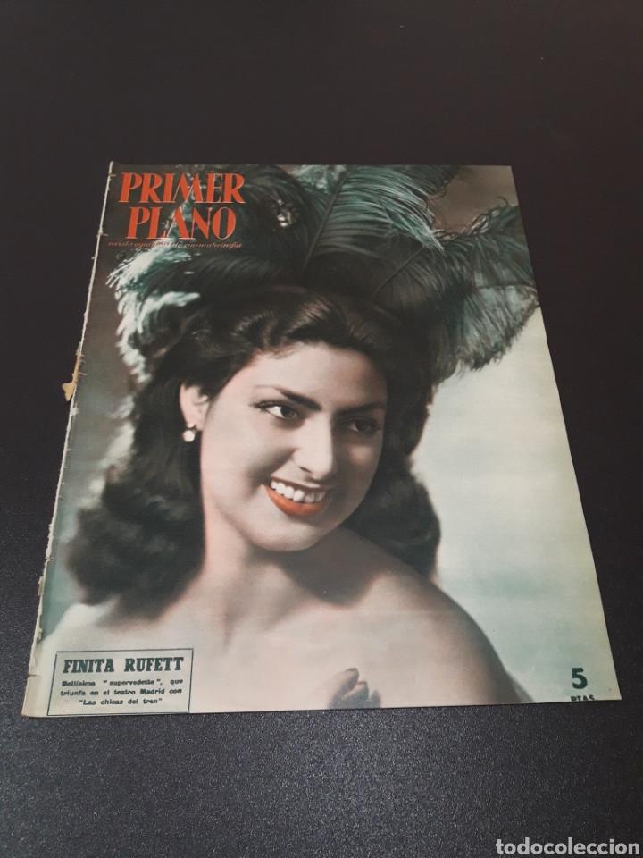 FINITA RUFETT, LILIANA BONFATTI, YVONNE DE CARLO, BING CROSBY, OTTO SIRGO. 1953. (Cine - Revistas - Primer plano)