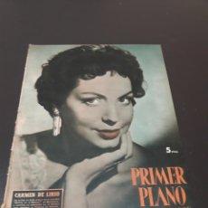 Cinéma: CARMEN DE LIRIO, IDA LUPINO, TANIA WEBER, JORGE MISTRAL, RITA HAYWORTH. N° 668. 02/08/1953.. Lote 183665811