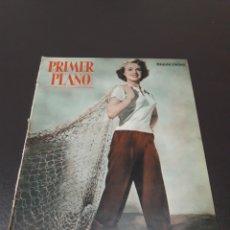 Cine: PAULINE STROUD, LESLIE CARON, GREGORY PECK, VOTTORIO GASSMAN. N° 669. 09/08/1953.. Lote 183668808
