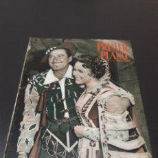 Cinéma: ERROL FLYNN, NADIA GRAY, JORGE MISTRAL, MERLE OBERON. N° 670. 16/08/1953.. Lote 183669743