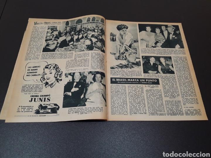 Cine: MARIO CABRE, CLAIRE BLOOM, CLAUDE DAUPHIN, DORIS DURANTI, KIRK DOUGLAS. N° 672. 30/08/1953. - Foto 3 - 183671556