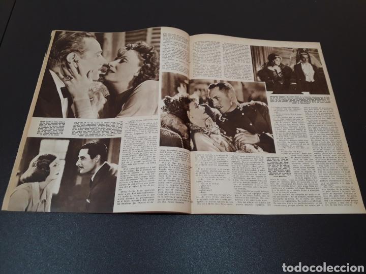 Cine: MARIO CABRE, CLAIRE BLOOM, CLAUDE DAUPHIN, DORIS DURANTI, KIRK DOUGLAS. N° 672. 30/08/1953. - Foto 8 - 183671556