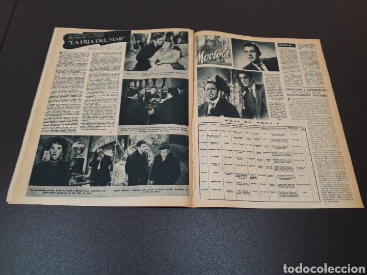 Cine: MARIO CABRE, CLAIRE BLOOM, CLAUDE DAUPHIN, DORIS DURANTI, KIRK DOUGLAS. N° 672. 30/08/1953. - Foto 10 - 183671556
