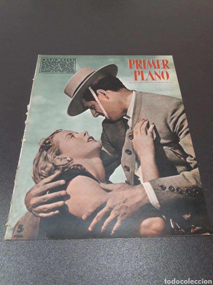 MARIO CABRE, CLAIRE BLOOM, CLAUDE DAUPHIN, DORIS DURANTI, KIRK DOUGLAS. N° 672. 30/08/1953. (Cine - Revistas - Primer plano)