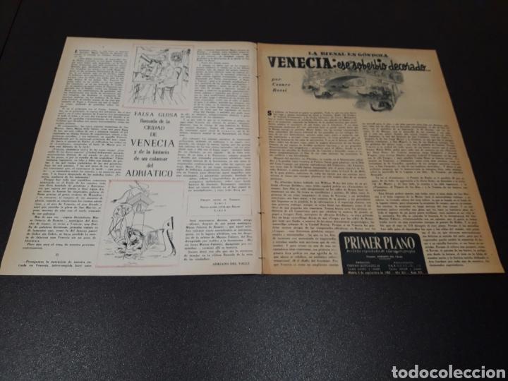 Cine: PALOMA ESTESO, ALAN LADD, AVA GARDNER, RITA HAYWORTH, GLENN FORD. N° 673.06/09/1953. - Foto 2 - 183673051