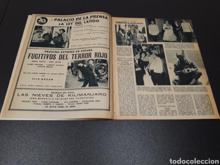 Cine: PALOMA ESTESO, ALAN LADD, AVA GARDNER, RITA HAYWORTH, GLENN FORD. N° 673.06/09/1953. - Foto 3 - 183673051