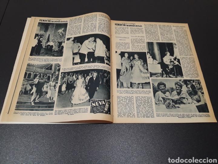 Cine: PALOMA ESTESO, ALAN LADD, AVA GARDNER, RITA HAYWORTH, GLENN FORD. N° 673.06/09/1953. - Foto 4 - 183673051