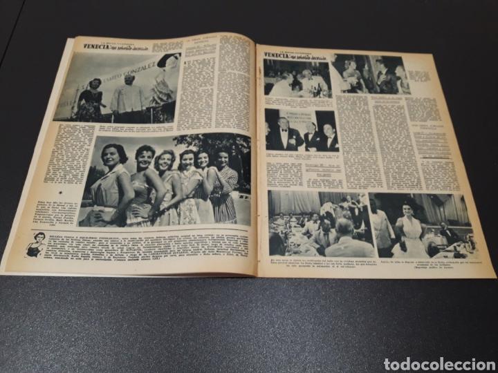 Cine: PALOMA ESTESO, ALAN LADD, AVA GARDNER, RITA HAYWORTH, GLENN FORD. N° 673.06/09/1953. - Foto 5 - 183673051