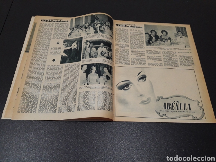 Cine: PALOMA ESTESO, ALAN LADD, AVA GARDNER, RITA HAYWORTH, GLENN FORD. N° 673.06/09/1953. - Foto 6 - 183673051