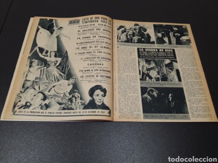 Cine: PALOMA ESTESO, ALAN LADD, AVA GARDNER, RITA HAYWORTH, GLENN FORD. N° 673.06/09/1953. - Foto 7 - 183673051