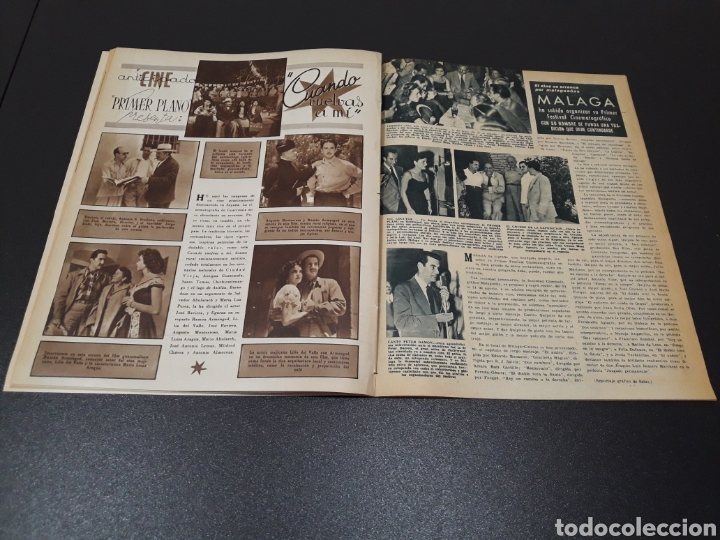 Cine: PALOMA ESTESO, ALAN LADD, AVA GARDNER, RITA HAYWORTH, GLENN FORD. N° 673.06/09/1953. - Foto 10 - 183673051