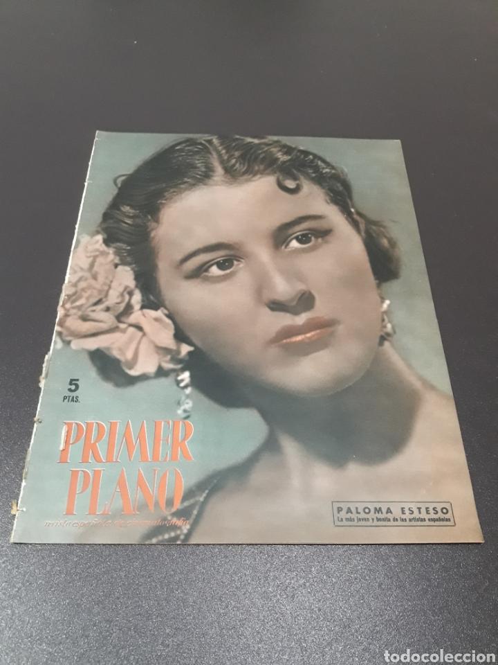 PALOMA ESTESO, ALAN LADD, AVA GARDNER, RITA HAYWORTH, GLENN FORD. N° 673.06/09/1953. (Cine - Revistas - Primer plano)