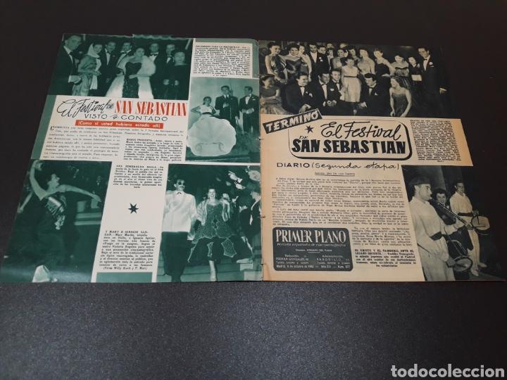 Cine: MARUJITA DIAZ, BOB HOPE, LUIS MARIANO, ANA ESMERALDA. N° 677. 04/10/1953. - Foto 2 - 183676045