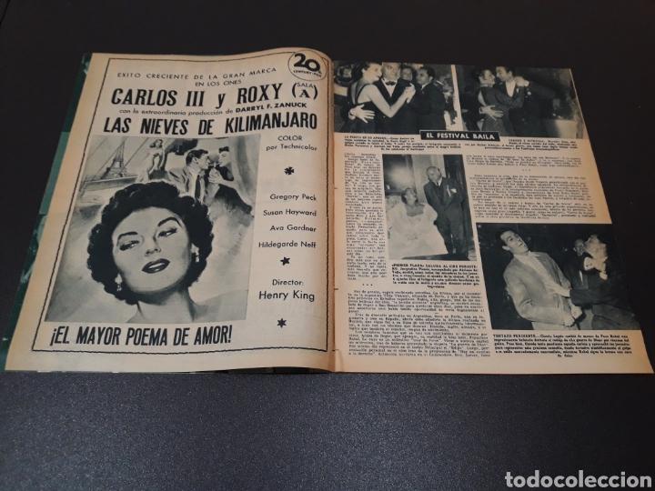 Cine: MARUJITA DIAZ, BOB HOPE, LUIS MARIANO, ANA ESMERALDA. N° 677. 04/10/1953. - Foto 3 - 183676045