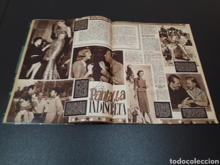 Cine: MARUJITA DIAZ, BOB HOPE, LUIS MARIANO, ANA ESMERALDA. N° 677. 04/10/1953. - Foto 9 - 183676045