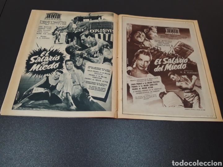 Cine: MARUJITA DIAZ, BOB HOPE, LUIS MARIANO, ANA ESMERALDA. N° 677. 04/10/1953. - Foto 13 - 183676045