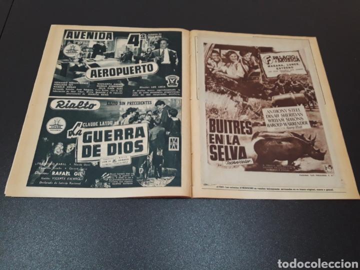 Cine: MARUJITA DIAZ, BOB HOPE, LUIS MARIANO, ANA ESMERALDA. N° 677. 04/10/1953. - Foto 14 - 183676045