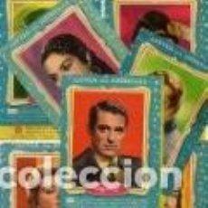 Cinema: LLUVIA DE ESTRELLAS - ORIGINAL BRUGUERA - LOTE DE 44 ESPECIAL. Lote 183680921