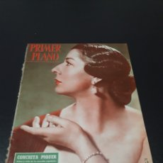 Cine: CONCHITA PIQUER, BINNIE BARNES, MAC.DONALD, BOB HOPE, JANE LIDDELL. N° 678. 11/10/1953.. Lote 183691232