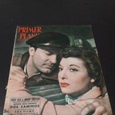 Cine: RUBEN ROJO, MARUJA ASQUERINO, MAUREEN O'HARA, DANIELLE DARRIEUX. N°679. 18/10/1953.. Lote 183692152