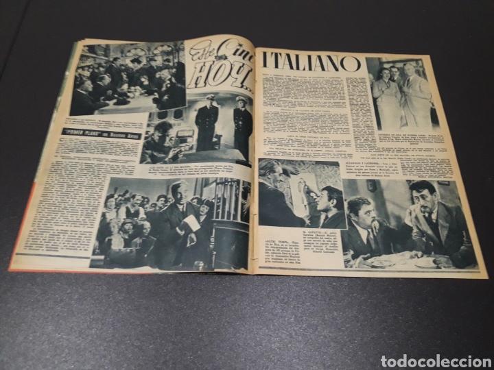 Cine: QUETA CLAVER, HOWARD VERNON, MARIO CABRE, ORSON WELLES, AVA GARDNER. N° 686. 06/12/1953. - Foto 5 - 183696006