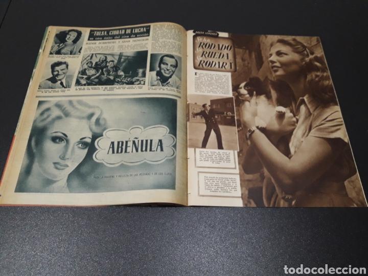 Cine: QUETA CLAVER, HOWARD VERNON, MARIO CABRE, ORSON WELLES, AVA GARDNER. N° 686. 06/12/1953. - Foto 8 - 183696006