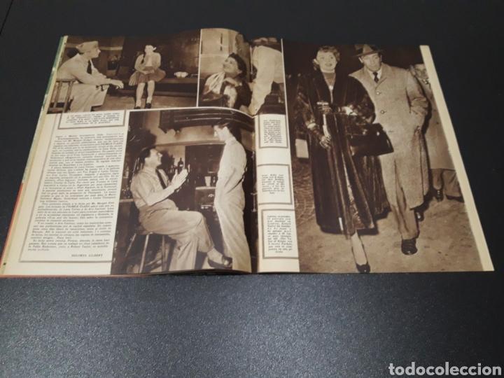 Cine: QUETA CLAVER, HOWARD VERNON, MARIO CABRE, ORSON WELLES, AVA GARDNER. N° 686. 06/12/1953. - Foto 9 - 183696006