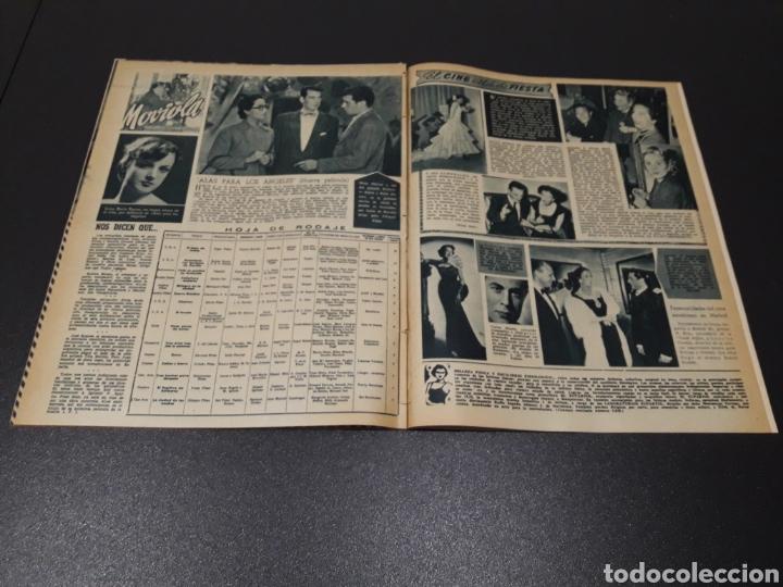 Cine: QUETA CLAVER, HOWARD VERNON, MARIO CABRE, ORSON WELLES, AVA GARDNER. N° 686. 06/12/1953. - Foto 12 - 183696006