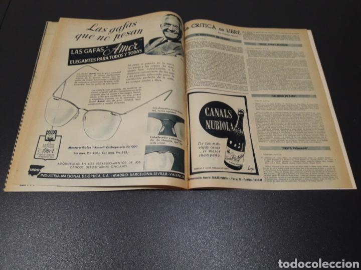 Cine: QUETA CLAVER, HOWARD VERNON, MARIO CABRE, ORSON WELLES, AVA GARDNER. N° 686. 06/12/1953. - Foto 14 - 183696006