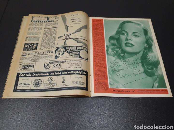 Cine: QUETA CLAVER, HOWARD VERNON, MARIO CABRE, ORSON WELLES, AVA GARDNER. N° 686. 06/12/1953. - Foto 16 - 183696006