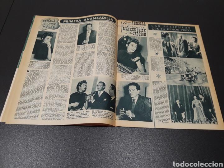 Cine: AURORA BAUTISTA, JEAN COCTEAU, KAY KENDALL, GINO CERVI, ALAN LADD. N° 683. 15/11/1953. - Foto 4 - 183697206