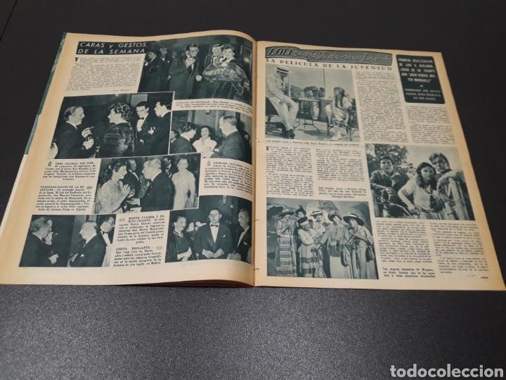 Cine: AURORA BAUTISTA, JEAN COCTEAU, KAY KENDALL, GINO CERVI, ALAN LADD. N° 683. 15/11/1953. - Foto 5 - 183697206