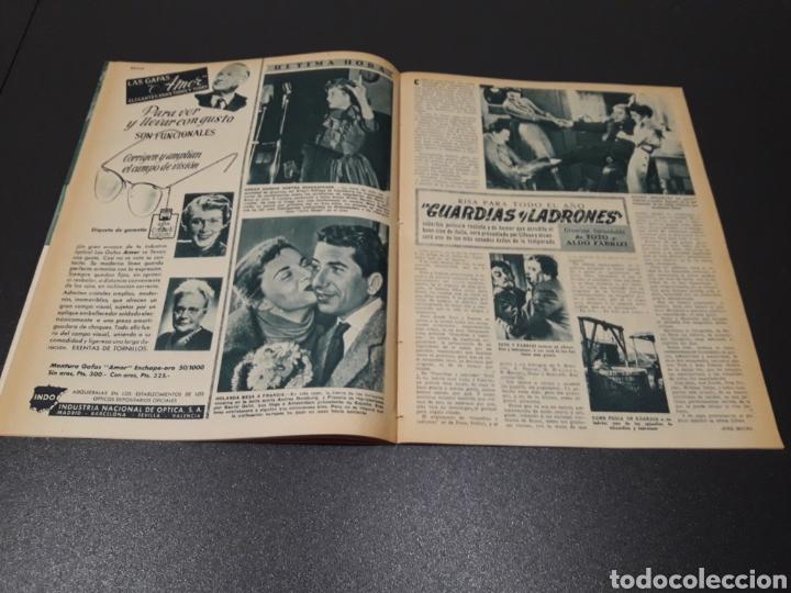 Cine: AURORA BAUTISTA, JEAN COCTEAU, KAY KENDALL, GINO CERVI, ALAN LADD. N° 683. 15/11/1953. - Foto 7 - 183697206