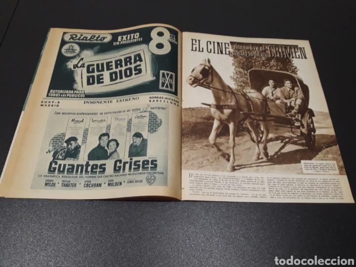 Cine: AURORA BAUTISTA, JEAN COCTEAU, KAY KENDALL, GINO CERVI, ALAN LADD. N° 683. 15/11/1953. - Foto 8 - 183697206