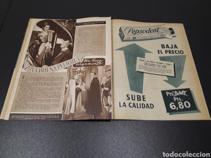 Cine: AURORA BAUTISTA, JEAN COCTEAU, KAY KENDALL, GINO CERVI, ALAN LADD. N° 683. 15/11/1953. - Foto 10 - 183697206