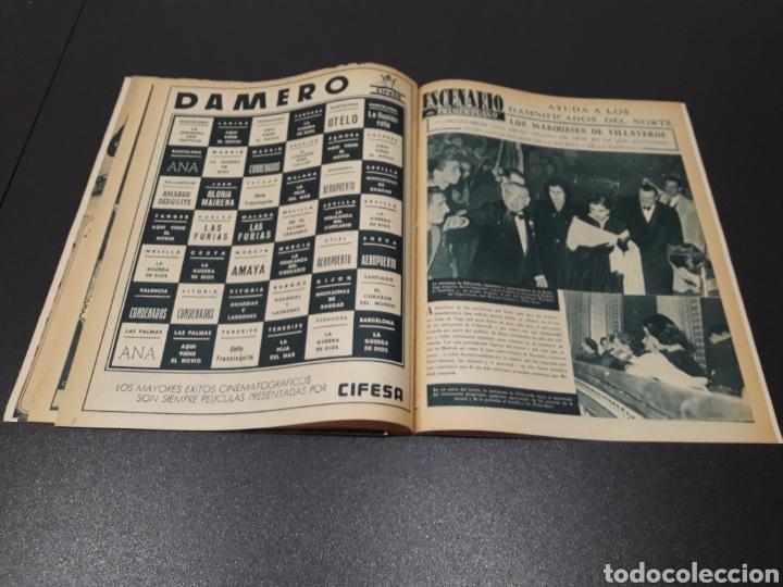 Cine: AURORA BAUTISTA, JEAN COCTEAU, KAY KENDALL, GINO CERVI, ALAN LADD. N° 683. 15/11/1953. - Foto 14 - 183697206