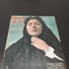 Cine: AURORA BAUTISTA, JEAN COCTEAU, KAY KENDALL, GINO CERVI, ALAN LADD. N° 683. 15/11/1953.. Lote 183697206