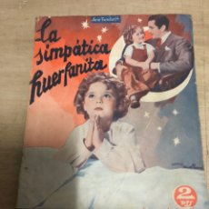 Cine: LA SIMPÁTICA HUERFANITA. Lote 183700928