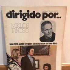 Cine: DIRIGIDO POR MIKLOS JANCSO NÚMERO 8. Lote 184058230