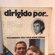 Cine: DIRIGIDO POR BLAKE EDWARDS NUMERO 11. Lote 184058365
