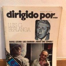 Cine: DIRIGIDO POR LUIS G. BERLANGA NÚMERO 13. Lote 184058433
